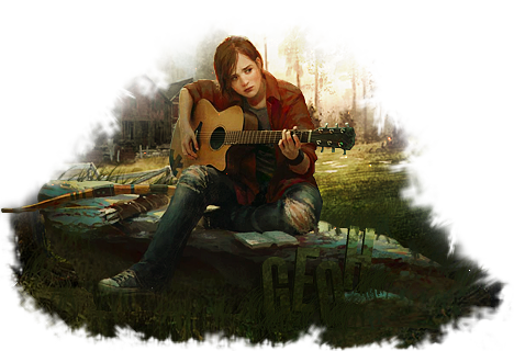 The Last of Us by GeovanaRibeiro