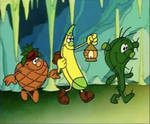 The Fruitties : Roly, Pak and Thorny