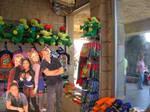 Hi-5 in the Monorotaia Shop