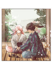 Tea ceremony ocs  by Pollystation