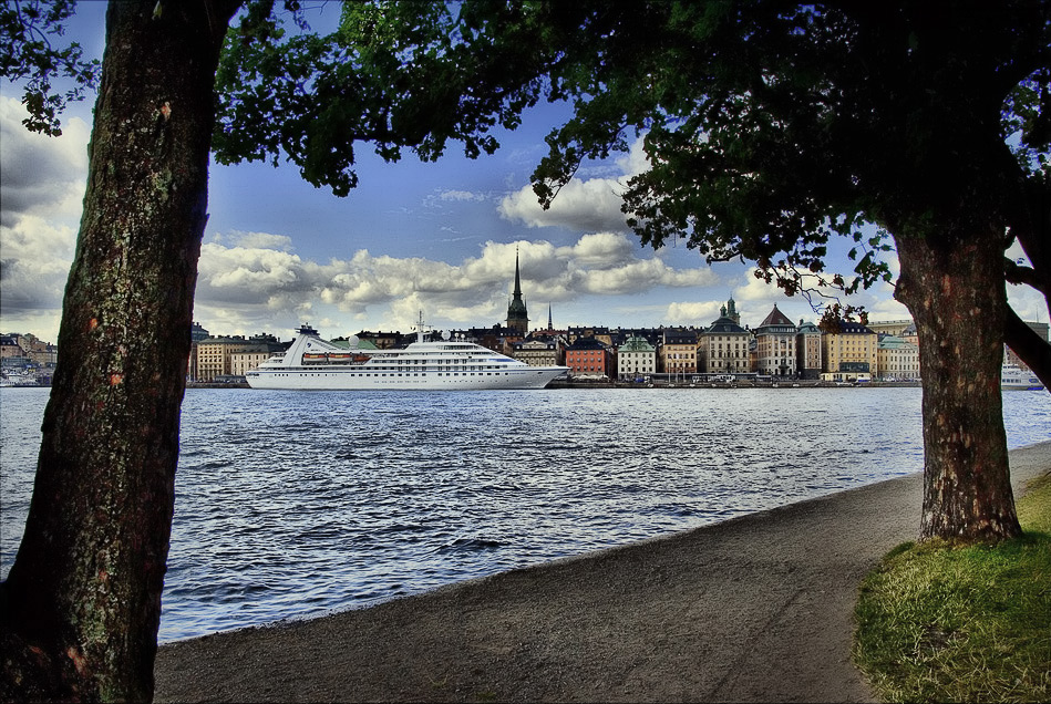 Postcard from Stockholm