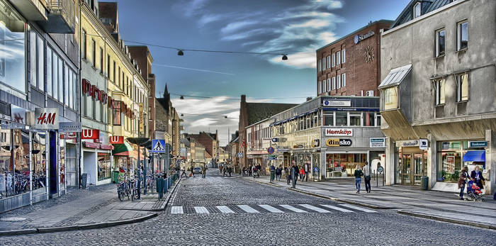 Afternoon in Lund