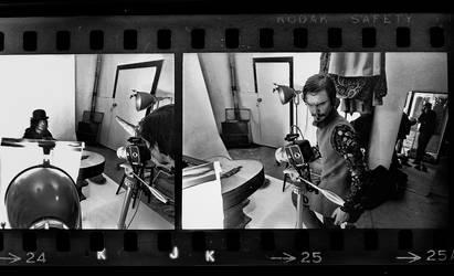 Me at work 1968.