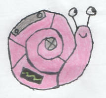 6/768 - Kargo (Star Soldier) by DiskJoshy