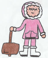 9/768 - Nana (Ice Climber) by DiskJoshy