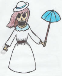 27/768 - The Ghost Lady (Uninvited)