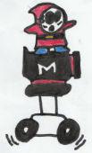 31/768 - Shy Guy (Super Mario Bros. 2)