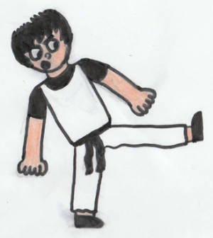 32/768 - Thomas (Kung Fu)