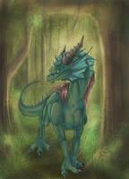 Silvanus by DeviousCreator9000