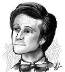 daily 8- 11th Doctor