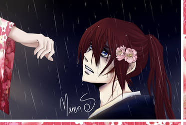 Rurouni Kenshin - Tired of fighting by WhistlingWolf13