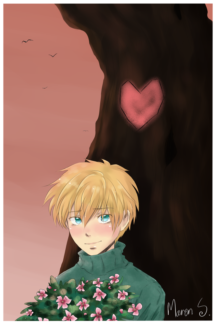 Butters Stotch by WhistlingWolf13