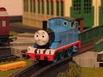Thomas the Tank Engine Custom Detailed HO Model
