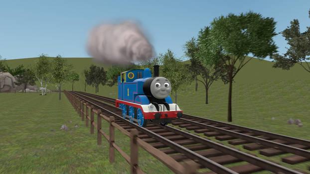 SFM Thomas the Tank Engine