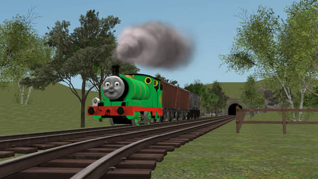 SFM Percy in the Countryside