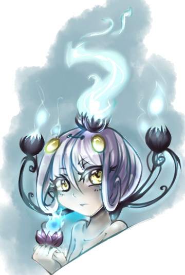 Chandelure by Bubachan333