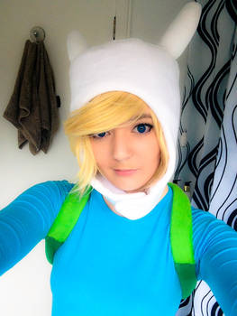 Adventure Time - Fionna Cosplay