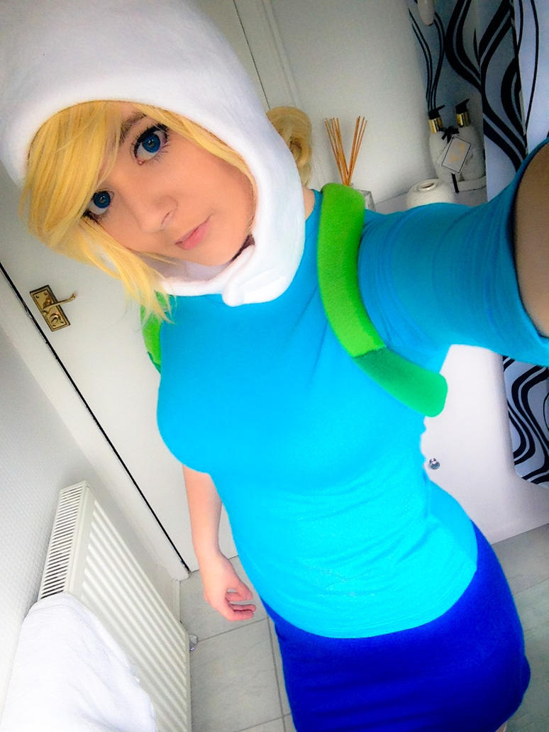 another fionna adventure time cosplay by steampunk