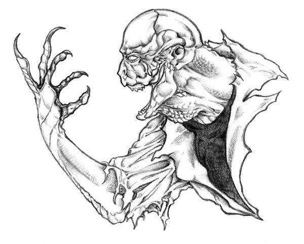 Michael Corbett Lizard_study_by_Hyper_Venom