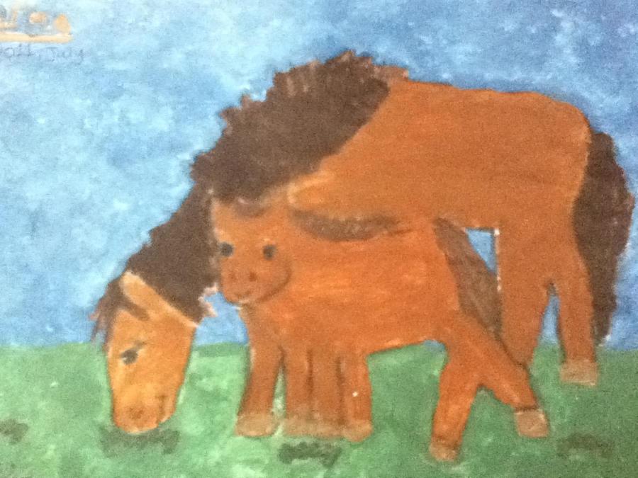horses by magic-girl-13