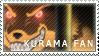 Kurama fan stamp