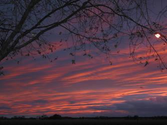 Perfect Evening Sunset by Final-Sacrifice