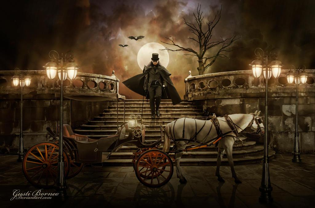 Dracula by apanyadong