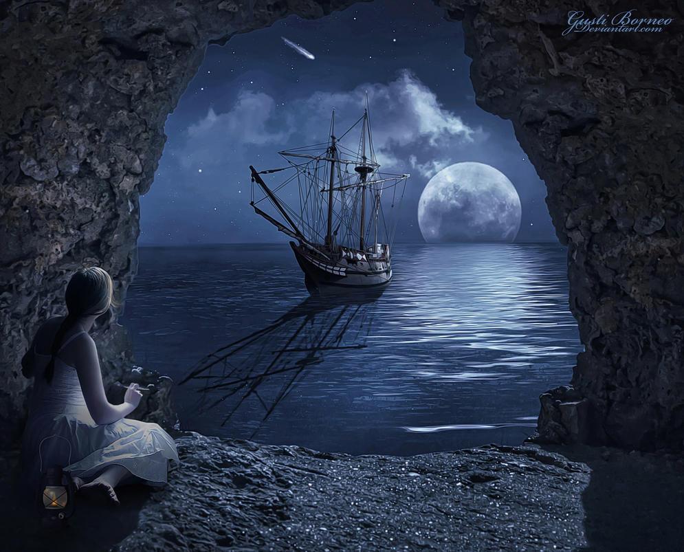 Beautiful Night By Apanyadong ...