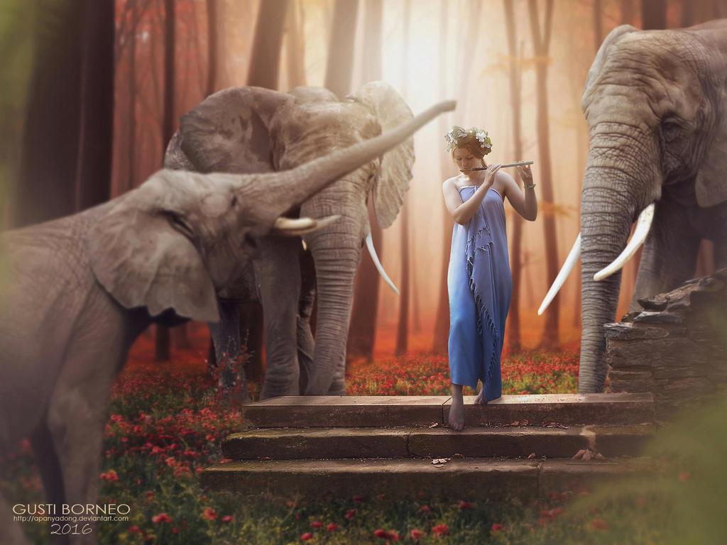 Song of Nature by apanyadong