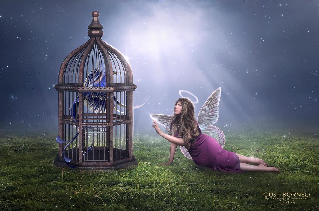 I Shall Set You Free by apanyadong