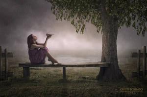 In The Rain by apanyadong