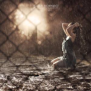 Rain in The Night by apanyadong