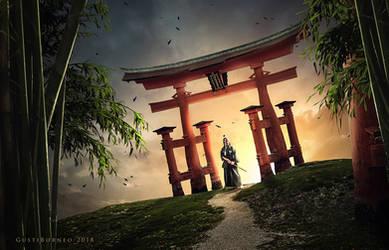The Last Samurai by apanyadong