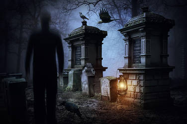 Dark Raven by apanyadong