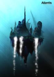 Atlantis by mposs8ble