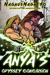 FMG Game - Anya's Odyssey Conclusion by MagnusMagneto