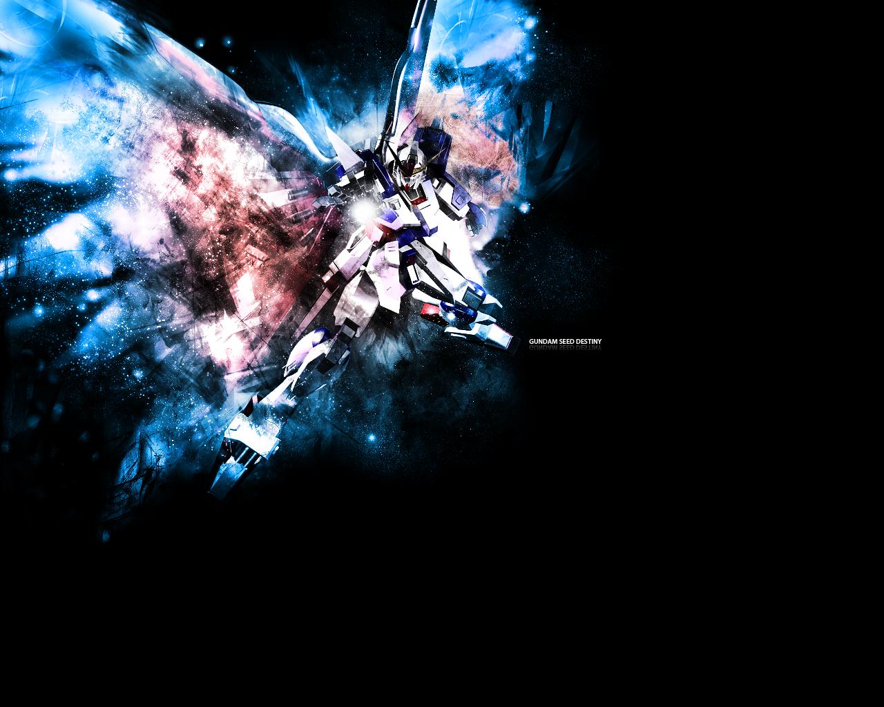 yay gundam by lgiietc Reanimate The Inner Gundam Inside You: 25+ Formidable Gundam Wallpaper Designs