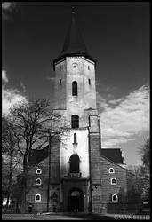 Late renaissance church by Gwynbleid