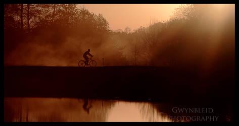 Going towards the sun by Gwynbleid