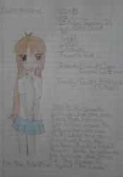 Suki Mikime profile by muzuki12