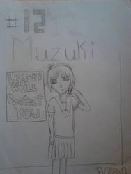 Muzuki 12 cover by muzuki12