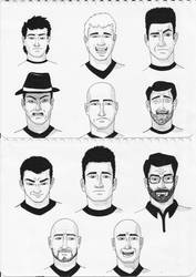 A Bunch Of GoodFellas by theDart76