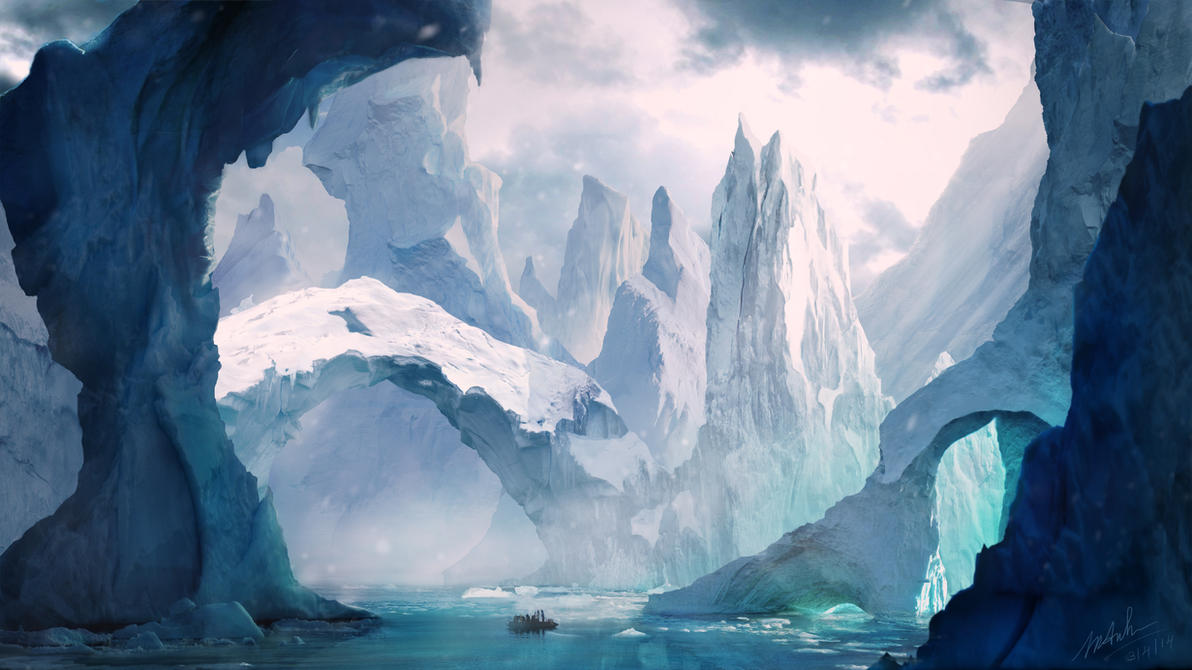 FrozenLand of Frajlony by MaiAnhTran