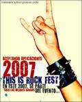 Rockfest Flyer