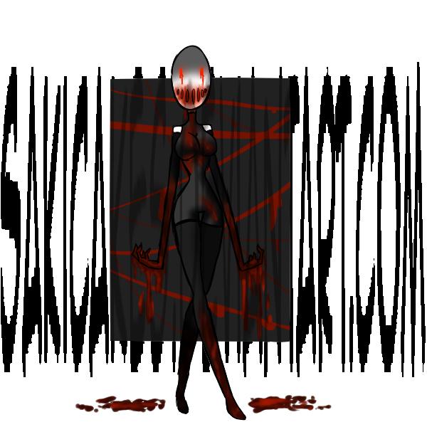 .::CreepyPasta OC:: UnKnown by SakiCakes