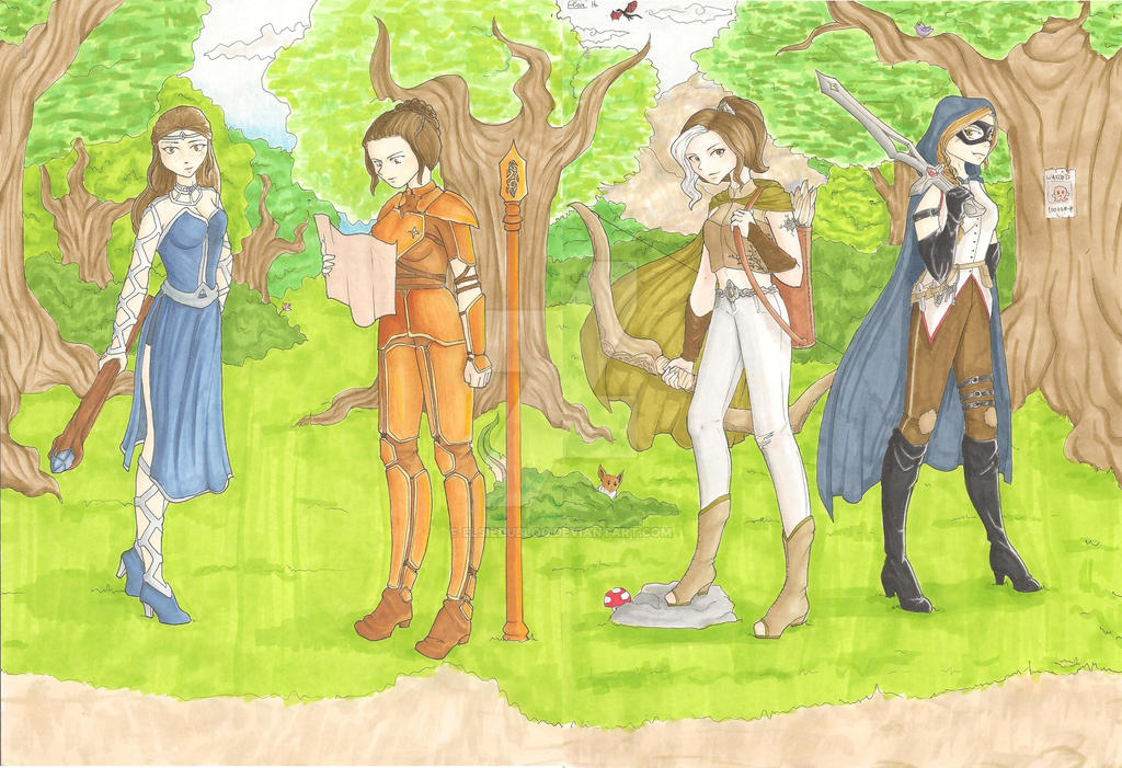 The Company by ElsieDuBlog
