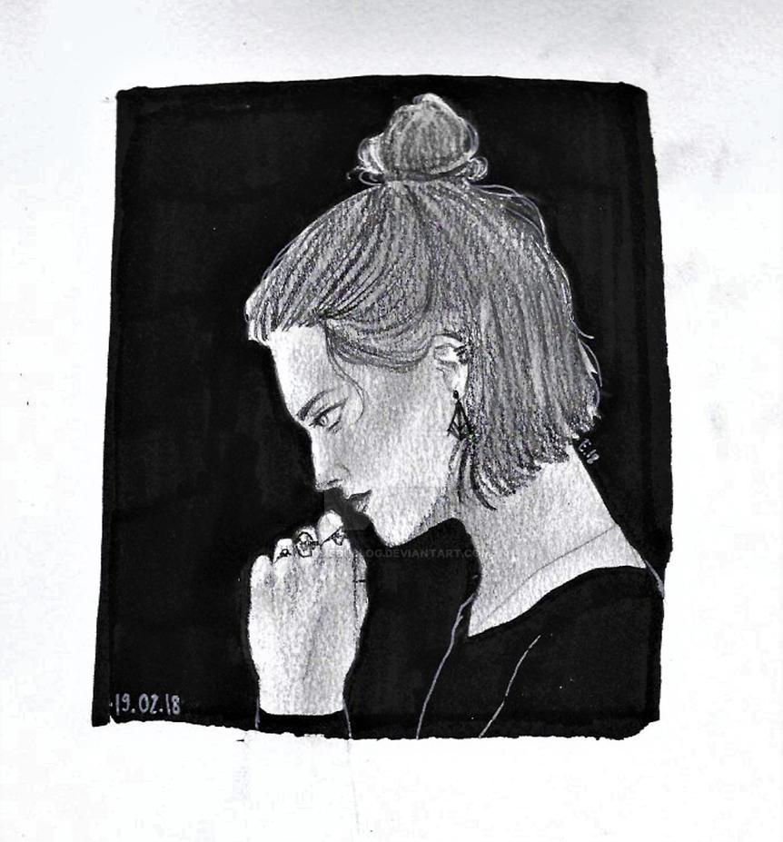 Overthinking by ElsieDuBlog