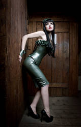 ooh la latex by lady-sable
