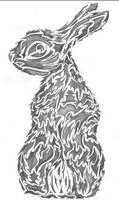 The Rabbit by chibi-neko-kat
