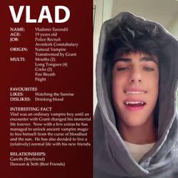 Intro - Vlad
